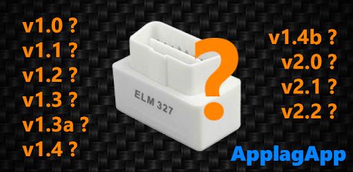 ELM327 Identifier pc screenshot