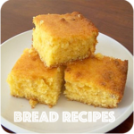 bread recipes - quick bread, banana bread recipes icon