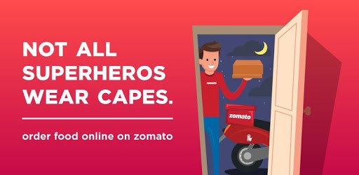 Zomato Order - Food Delivery App pc screenshot