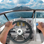 Drive Boat 3D Sea Crimea icon
