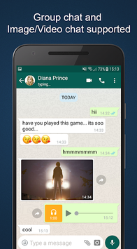 WhatsMock - Fake Chat Maker APK screenshot 1