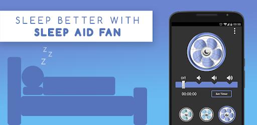 Sleep Aid Fan - White Noise Fan Background Sounds pc screenshot