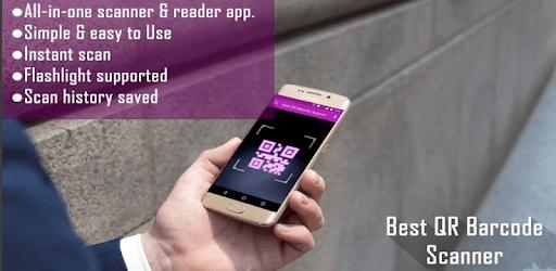 QR Code Reader-Barcode Scanner & QR Code Scanner pc screenshot