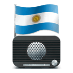 Radio Argentina: Radio FM, Radio AM, Radio Online icon
