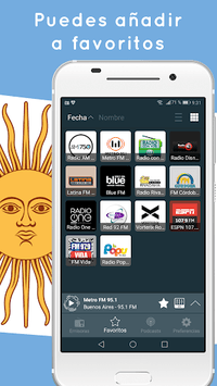 Radio Argentina: Radio FM, Radio AM, Radio Online APK screenshot 1