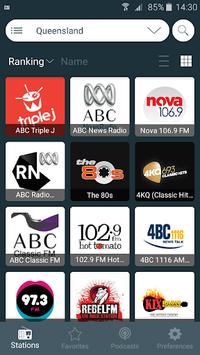 Radio Australia - Internet Radio App & FM Radio APK screenshot 1
