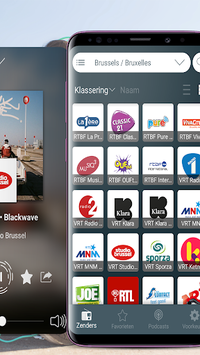 Radio Belgium: FM Radio and Internet Radio APK screenshot 1