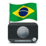 Radio Brazil - Internet Radio, FM Radio, AM Radio icon