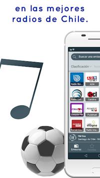 Radio Chile: Online Radio, FM Radio and AM Radio APK screenshot 1