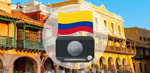 Radio Colombia: Internet Radio App + FM Radio pc screenshot