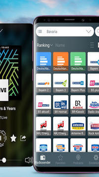 Radio Germany Livestream DAB+ Radio APK screenshot 1