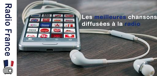 Radios France: FM Radio and Internet Radio pc screenshot