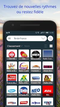 Radios France: FM Radio and Internet Radio APK screenshot 1