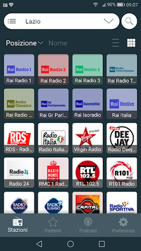 Radio Italia - Radio Online & Internet Radio FM APK screenshot 1