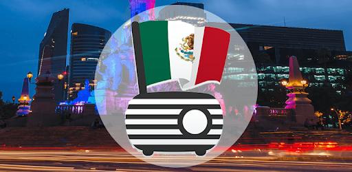 Radios de Mexico: Radio Online, Radio FM, Radio AM pc screenshot
