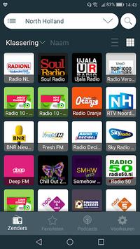 NederlandFM: Online Radio FM APK screenshot 1