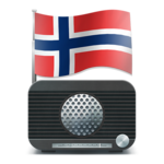 Radio Norway - Internet Radio, DAB+ / FM Radio APK icon