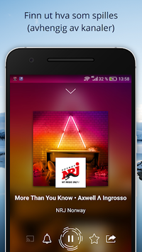 Radio Norway - Internet Radio, DAB+ / FM Radio APK screenshot 1