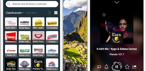 Radio Peru: FM Radio, Online Radio, Internet Radio pc screenshot