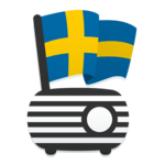 Radio Sverige - Internet Radio and FM Radio APK icon