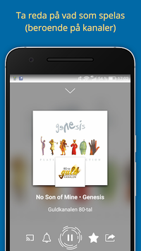 Radio Sverige - Internet Radio and FM Radio APK screenshot 1