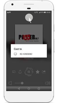 FM Radio South Africa - Free Online Radio App APK screenshot 1