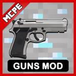 GUNS mod for Minecraft PE icon