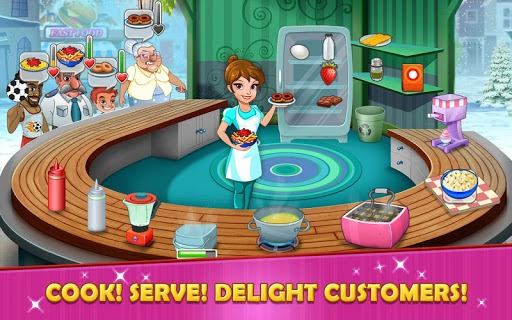 Kitchen Story : Cooking Game APK screenshot 1