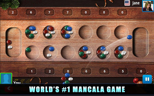 Mancala APK screenshot 1