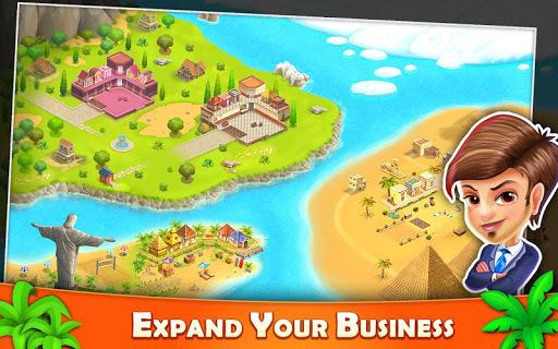 Resort Tycoon - Hotel Simulation Game APK screenshot 1