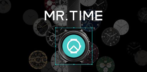 MR.TIME - Free Watch Face Maker pc screenshot