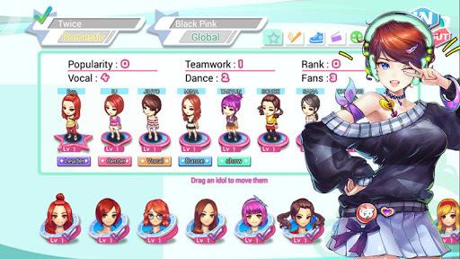Girl Group Inc : Love Idol APK screenshot 1