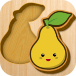 Baby Wooden Blocks Puzzle for pc icon