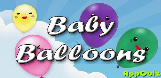 Baby Balloons 🎈 pop pc screenshot