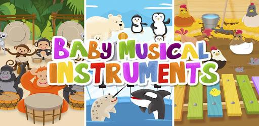 Baby musical instruments pc screenshot