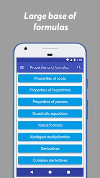 All Formulas — Free Math Formulas Handbook 🎓 APK screenshot 1