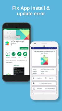 Play Service 2018 - check new updates & info APK screenshot 1