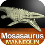 Mosasaurus Mannequin FOR PC
