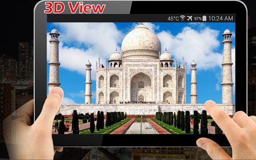 Earth Map Live GPS: Street View Navigation Transit APK screenshot 1