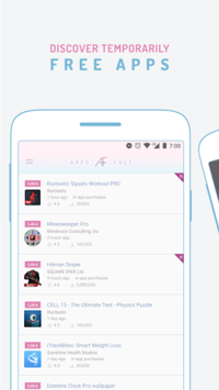 AppsFree - Paid apps free for a limited time APK screenshot 1