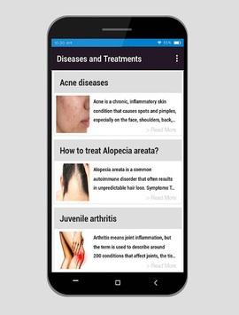 Treatment for all diseases APK screenshot 1