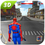 Spider SuperHero VS Incredible Monster City Battle for pc icon