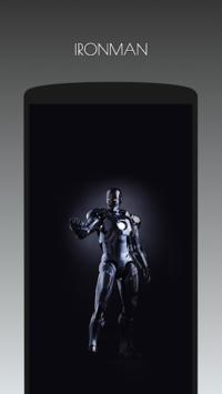SuperHero Wallpapers HD APK screenshot 1