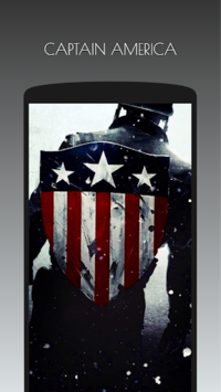 SuperHero Wallpapers HD APK screenshot 1