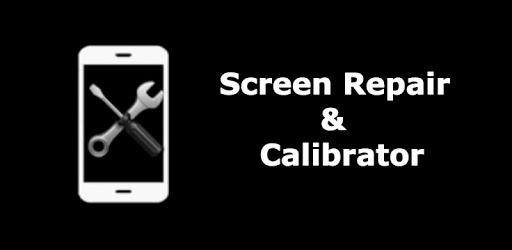 Screen Repair and Calibrator pc screenshot