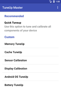 TuneUp Master APK screenshot 1