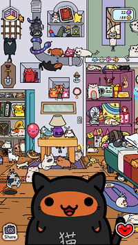 KleptoCats APK screenshot 1