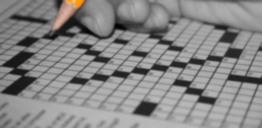English Crossword puzzle pc screenshot