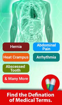 Medical Dictionary APK screenshot 1
