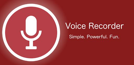 Voice Recorder pc screenshot